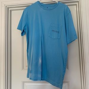 Southern Point Blue Tee